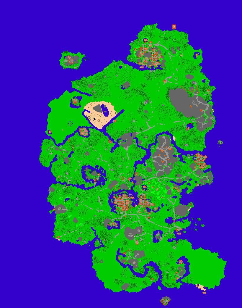 Emerald Map [8.6]  1279041864-U207035