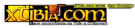 xTibia - Sua comunidade de Otserv e Tibia
